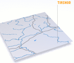3d view of Timshor