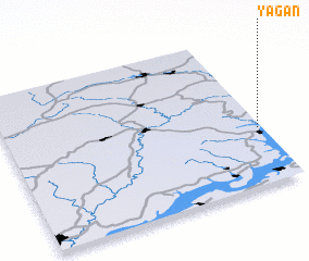 3d view of Yagan