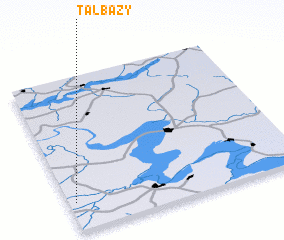 3d view of Talbazy