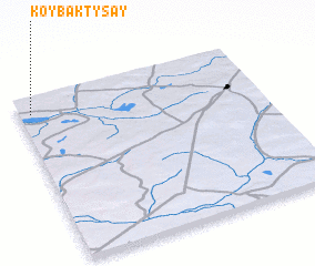 3d view of Koybaktysay