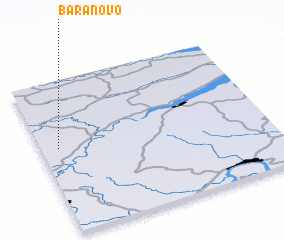 3d view of Baranovo