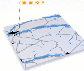 3d view of Godunovskiy
