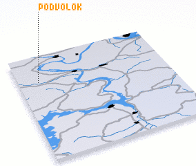 3d view of Podvolok