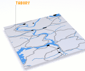 3d view of Tabory