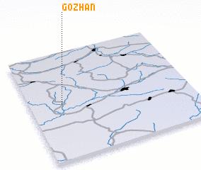 3d view of Gozhan