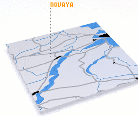 3d view of Novaya