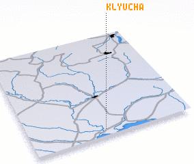 3d view of Klyucha