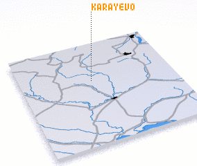 3d view of Karayevo