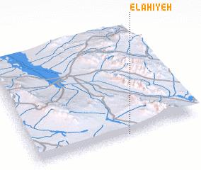 3d view of Elāhīyeh