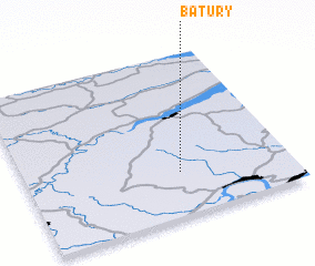 3d view of Batury