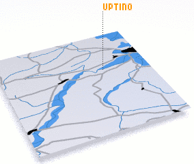 3d view of Uptino