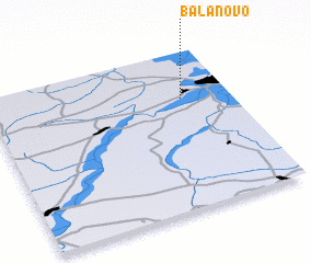 3d view of Balanovo