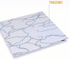 3d view of Trezuby