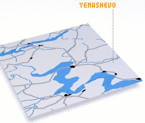 3d view of Yemashevo