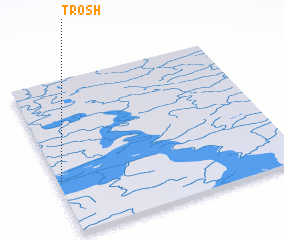 3d view of Trosh