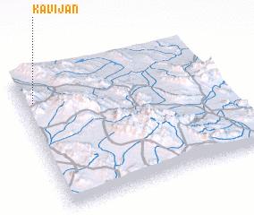3d view of Kavījān