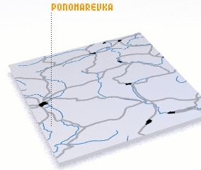 3d view of Ponomarëvka