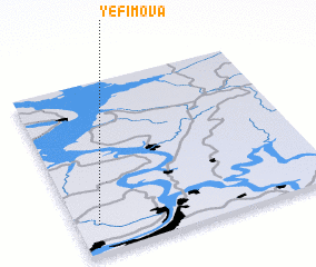 3d view of Yefimova
