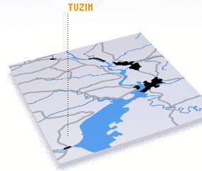 3d view of Tuzim