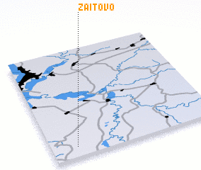 3d view of Zaitovo