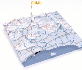 3d view of Chījū
