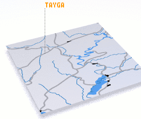3d view of Tayga