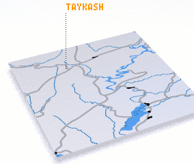 3d view of Taykash