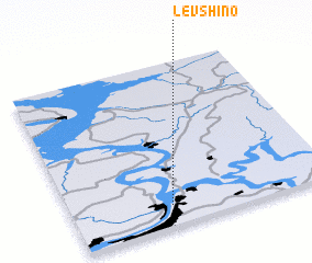 3d view of Levshino
