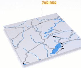 3d view of Zorinka