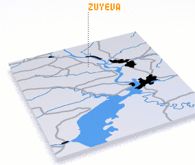3d view of Zuyeva