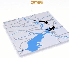 3d view of Zuyeva