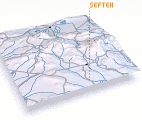 3d view of Sefteh