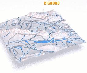 3d view of Rīgābād