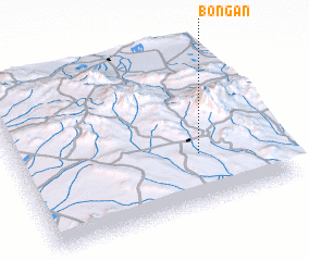 3d view of Bongān
