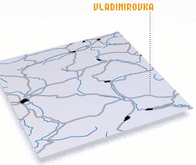 3d view of Vladimirovka