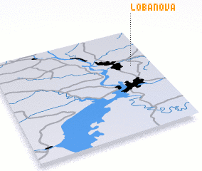3d view of Lobanova