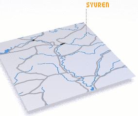 3d view of Syuren\