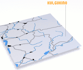 3d view of Kulgukino