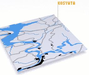 3d view of Kosyata