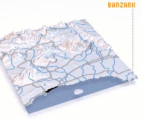 3d view of Banz̄ark