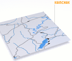 3d view of Kainchak