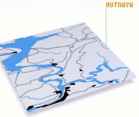 3d view of Mutnaya