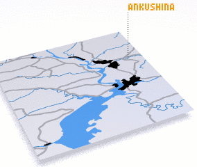 3d view of Ankushina