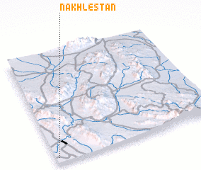 3d view of Nakhlestān