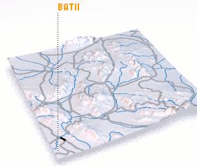 3d view of Baţī'ī