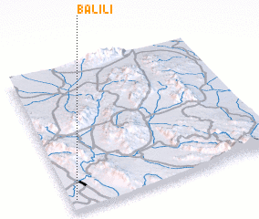 3d view of Balīlī