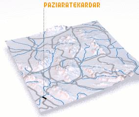3d view of Pāzīārat-e Kardar