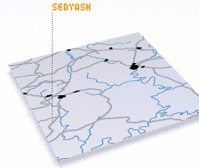 3d view of Sedyash