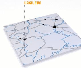 3d view of Vagilëvo