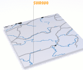3d view of Suirovo